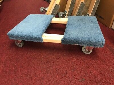 TLC Pak N Ship Furniture Office Moving Dolly four wheel dolly furniture dolly