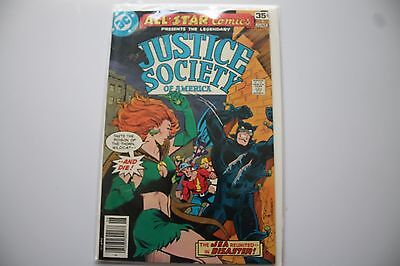 Justice Society Of America #72  All Star Comics
