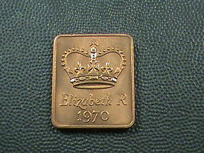 Great  Britain    1970     Proof  Set  Medal