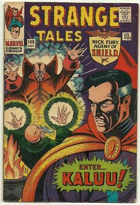 Strange Tales # 148 (Very good/Fine) Origin of Ancient One