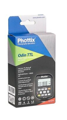 Phottix Flash Trigger Transmitter For Canon Odin TTL