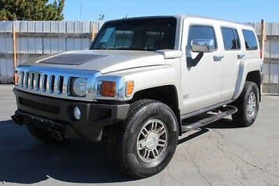2007 Hummer H3 4WD 2007 Hummer H3 4WD Damaged Clean Title Perfect Project Loaded Priced to Sell!!
