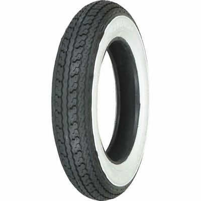 4.00-8 Shinko SR550 Front/Rear White Wall Scooter Tire