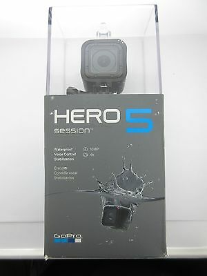 NEW GoPro Hero 5 Session Camera 10MP 30 fps burst Wi-Fi Bluetooth 4K Video