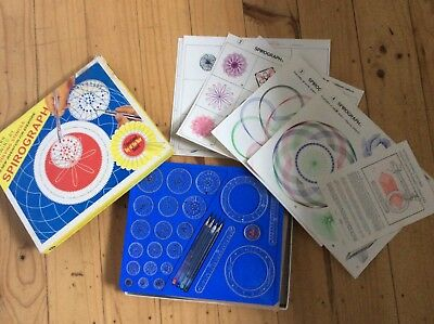 Vintage Spirograph - Original Packaging & Complete