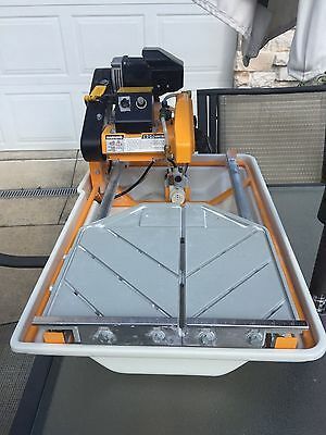 Sawmaster SDT 710 wet saw
