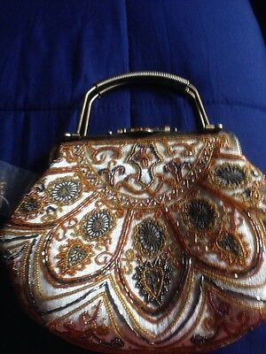 Ornate Handbag made exclusively for the Metropolitan Museum of Art