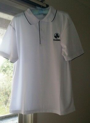 holden polo shirt size M