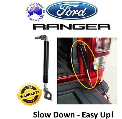Ford Px Ranger & Mk2 Xl Xlt Wildtrack Rear Tailgate Slow Down Shock Strut Up