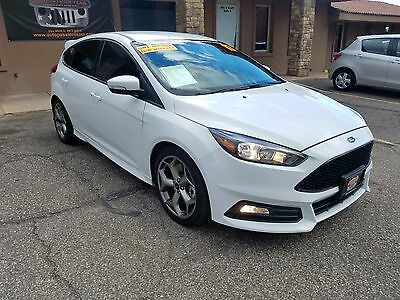 2017 Ford Focus ST 2017 Ford Focus ST 6-Speed Manual Supercharged turbo model *ONE OWNER* Clean