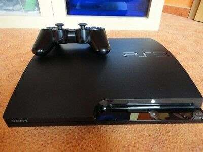 PS3 160GB running 3.55 OFW + Controller