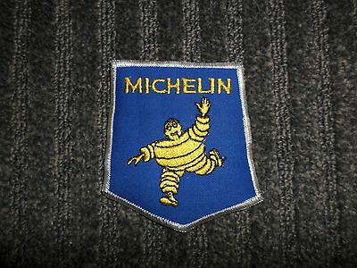 Vintage Michelin Man Patch - 3 3/4 inches x 3 1/2 inches