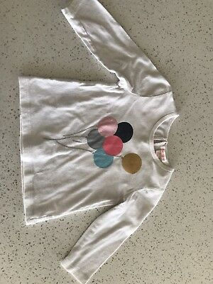 Country Road Baby Size 0 Long Sleeve Top