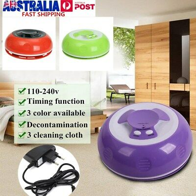Automatic Smart Robot Cleaner Sweeping Mop Wet Dry Machine Home Floor Dirt Dust