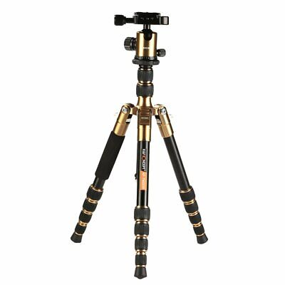 KF-TM2235 Professional Camera Tripod&Ball Head w/ 2-Section Center Mini for DSLR