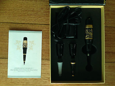 Cosmetic Tattooing Device Bella Dragon Hand Held with Converter