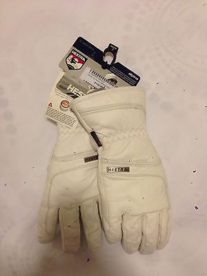 Hestra Leather Snow Gloves