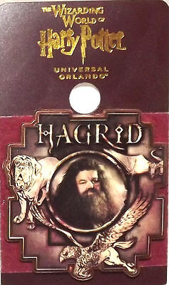 Wizarding World of Harry Potter Orlando Hagrid with Buckbeak, Fang and Norbert