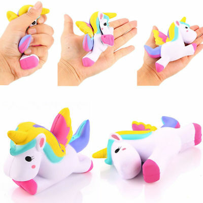 Cute Unicorn Squishy Slow Rising Cartoon Doll Squeeze Toys Collectibles Gifts