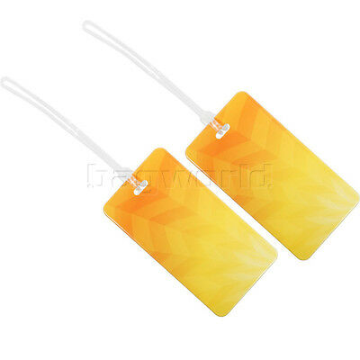 GO Travel Tag Me Luggage Tags Sunset GO153