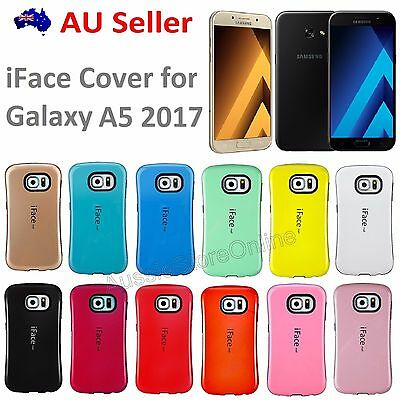 iFace Heavy Duty Shockproof Anti Shock Case Cover for Samsung Galaxy A5 2017