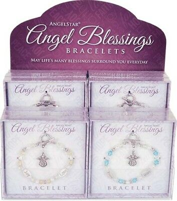 AngelStar Angel Blessings Bracelets 12 Pieces
