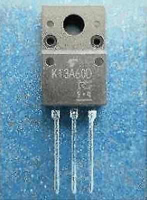12PCS K13A60D K13A60 Switching Regulator Applications TO-220 IC *