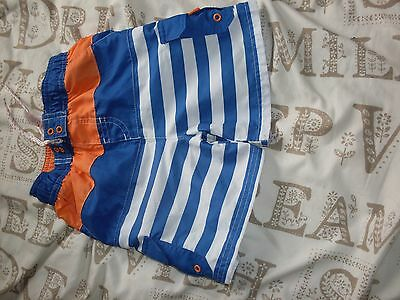 Boys Age 1-2 Years Swimming Shorts George