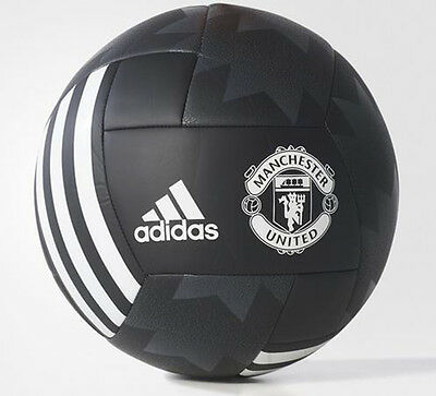 Manchester United FC 2017 Away Supporter Ball - Size 5