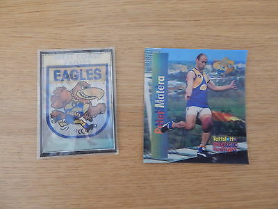 west coast eagles  3d holograms.