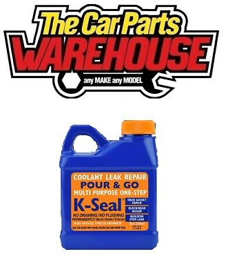 K-Seal?Permanent Coolant Leak Repair for Cooling Systems Head Gaskets Radiators