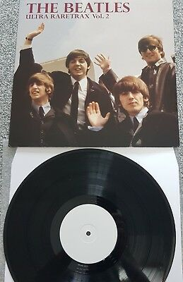 Vinyl LP Schallplatte The Beatles Ultra Raretrax Vol.2
