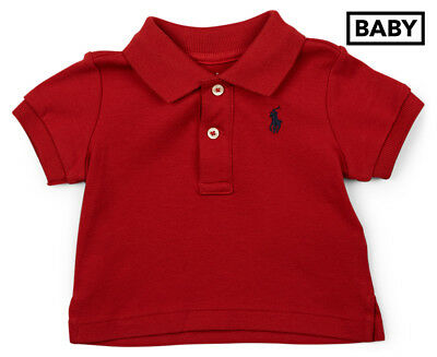 Polo Ralph Lauren Baby/Toddler Polo - New Red