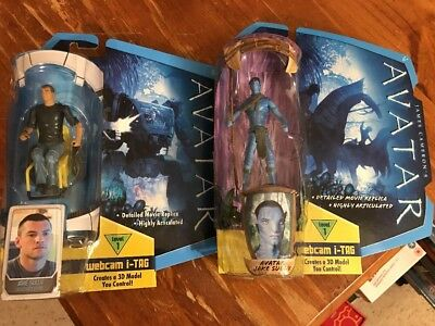 Avatar Rare Collectable Action Figures!
