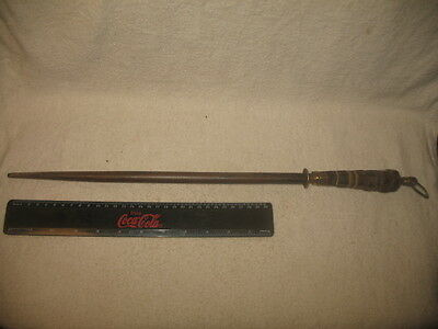 Vintage Sharpening Steel -> F.Dick Reverse Arrow 20 Inch Quality Collectible
