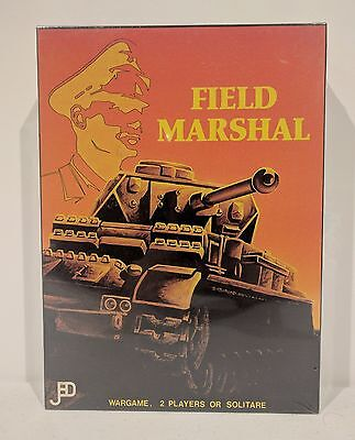 Field Marshal Board Game - Jedko Games - War Game - New In Box