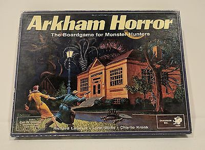 Arkham Horror - The Boardgame for Monster-Hunters 1987