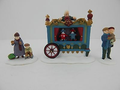Dept 56 Dickens Village The Old Puppeteer #58025 D56 DV HVC New