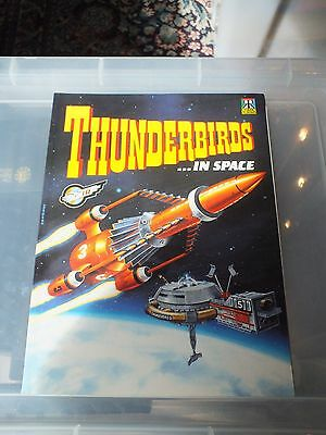 Thunderbirds in space1992 very good condition vintage item comic albums ravette