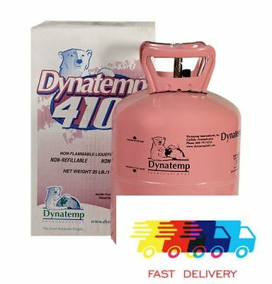 Refrigerant 25lb tank 410a R410a New Full and Factory Sealed - FAST SHIPPING
