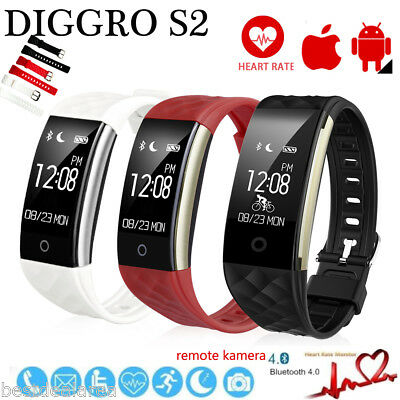 étanche Smart Watch Sport Bracelet Montre Connectée Pédomètre Android/iOS IP67