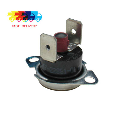 Rheem Ruud Weather King Corsaire Furnace 350 Roll Out Limit Switch 47-22861-01
