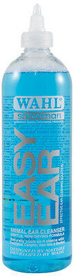 Wahl Animal Gentle Easy Ear Cleaner For Dogs Grooming Cats Horses Cattle Rabbits