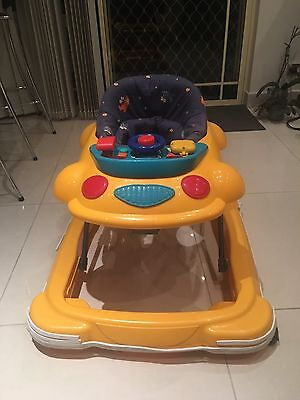 """Childcare """"Taxi"""" Baby Walker"""