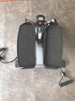 Sunny Health & Fitness Twister Stepper Used Working