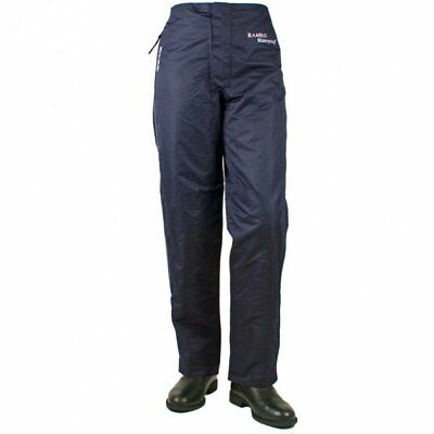 Horseware Rambo Kids Waterproof Pullup Trousers Navy