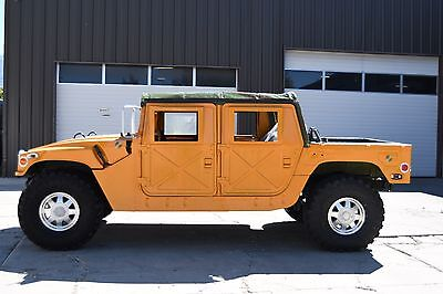 1980 Hummer H1 MODENERIZED H1 HUMMER/HUMVEE MODERNIZED MILITARY GO ANY WHERE MACHINE/JEEP/TRUCK/OFFROAD