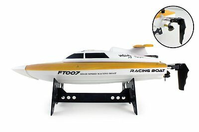 FT009 2.4G 4-channel Wireless Remote Control High Speed Racing RC Boat