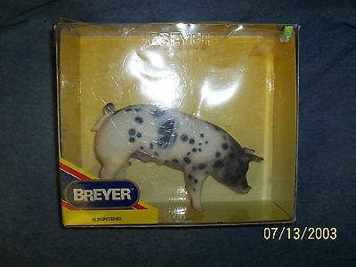 Breyers Spotted Pig