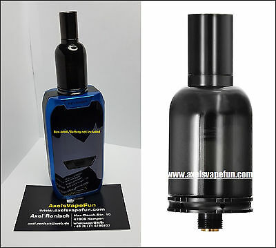 *WIEDER LIEFERBAR* Mr. Bald II BLACK V2** NEW GEN VAPORIZER *Upgraded Version*